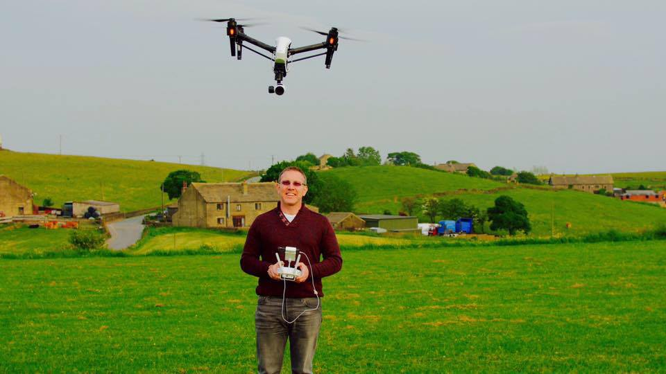 The Benefits of Drones in the workplace