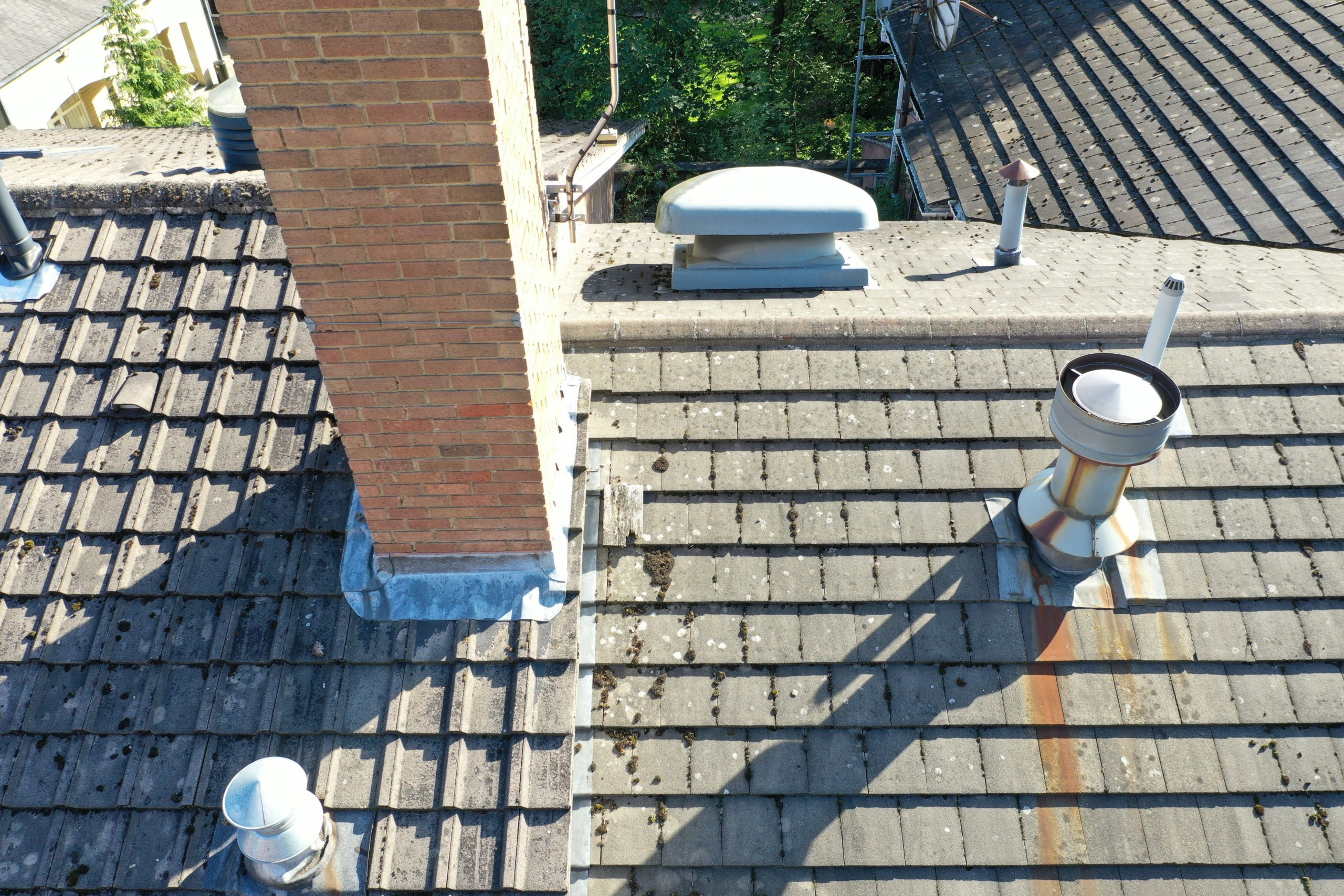 DRONE ROOF SURVEY COST UK