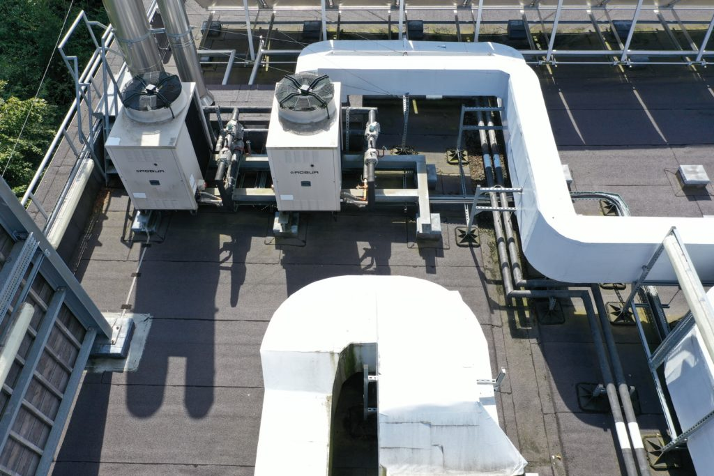 Drone - Roof / Roofing Inspection - Dilapidation - Gutter / Guttering - Chimney Stack - Broken Tiles / Slates - Independent roof inspector near me