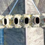 Drone - Roof / Roofing Inspection - Dilapidation - Gutter / Guttering - Chimney Stack - Broken Tiles / Slates