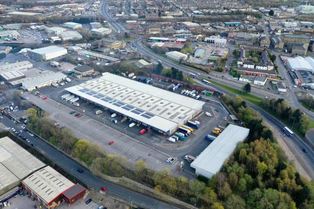 Proposed new Bradford Railway site