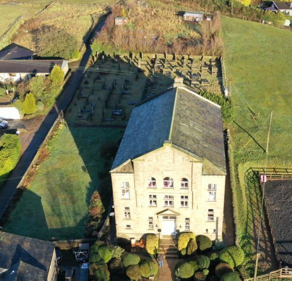 Cost to use Drones to inspect Church Roofs