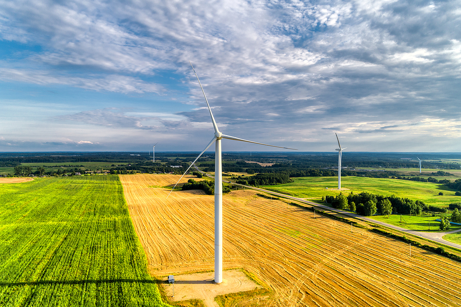 Benefits Of Using Drones To Inspect Wind Turbines